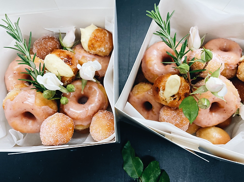 Mother's Day Box of Doughnuts