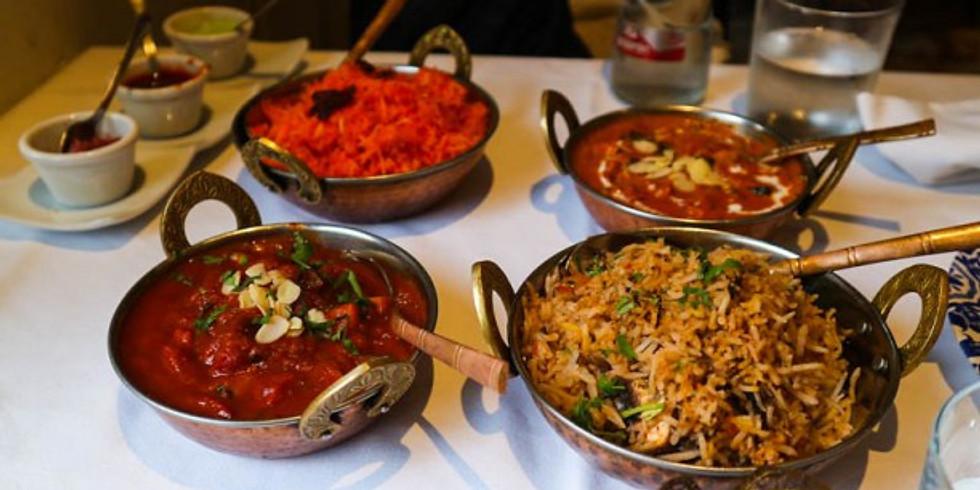 Indian Garden Restaurante - Thursday, February 20, 2020
