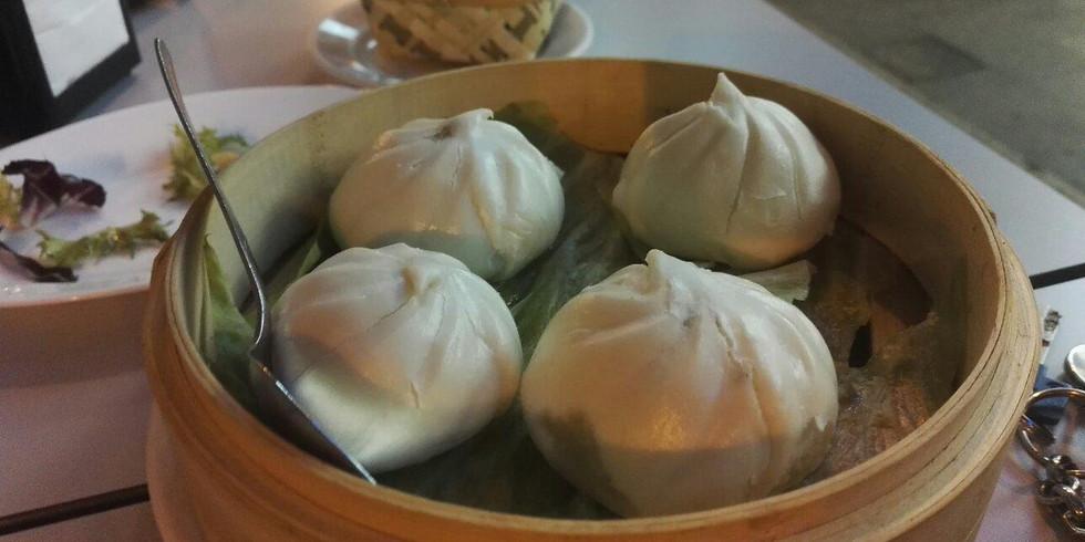 Luncheon at Hang Zhou