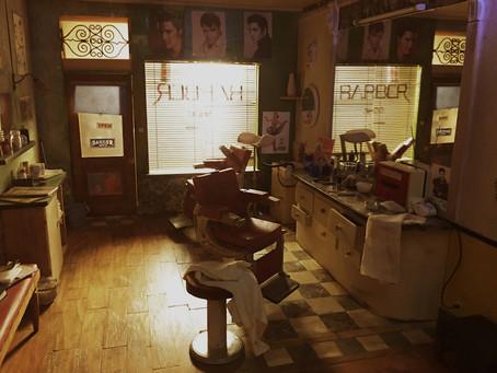 Nostalgie du barbier