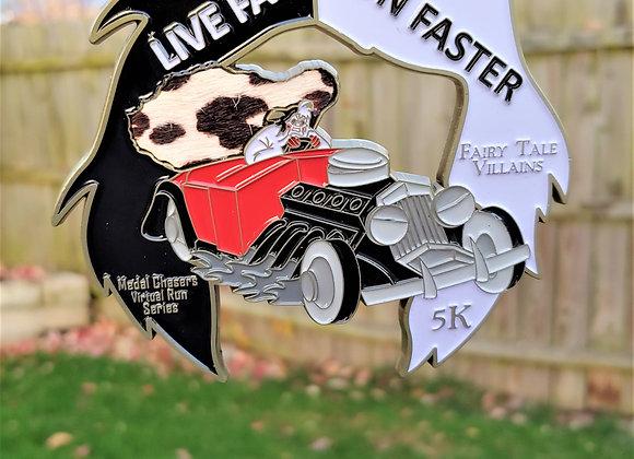 Live Fast, Run Faster
