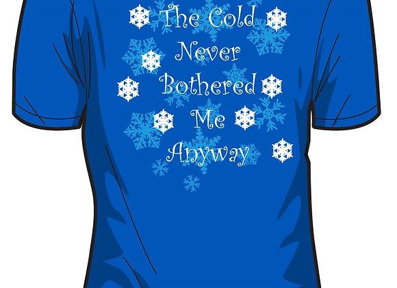 Runderful Winter shirt