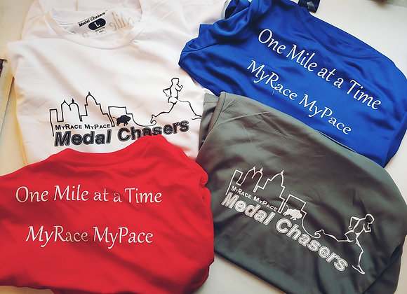 Medal Chasers Performance T-Shirts
