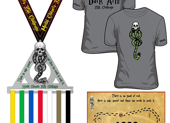 Master of the Dark Arts 35k Challenge