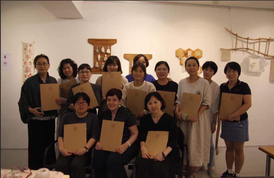 Class of Caterina de' Medici stitch - Seoul