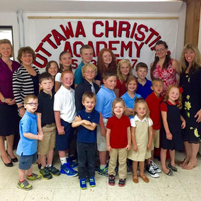 Ottawa Christian Academy Enrollment Underway
