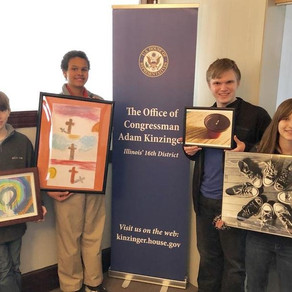 2018 Congressional Art Competition