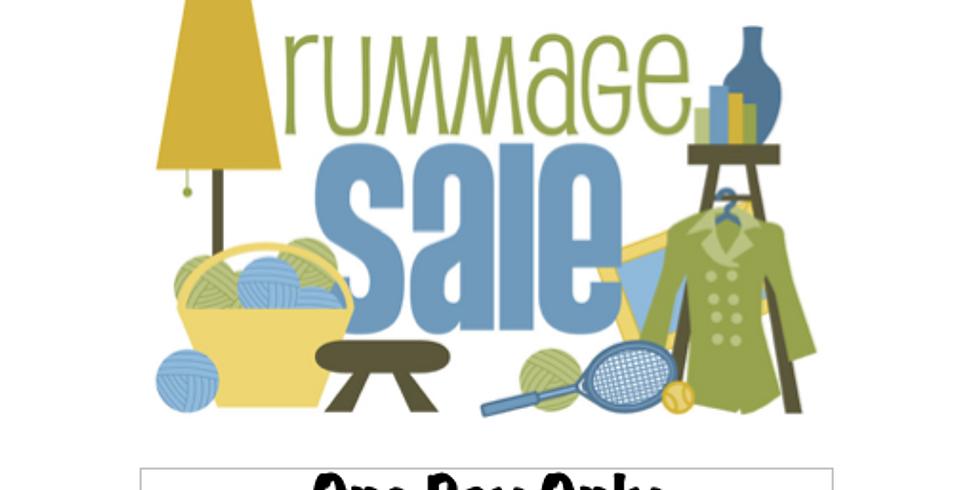 100 Family Rummage Sale