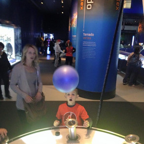 GALLERY: Field Trip to Museum of Science & Industry