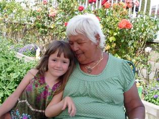 Anabella and Nana