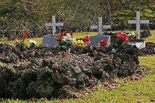 Hawaiian Grave