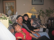 Peter, Brenda, Haley