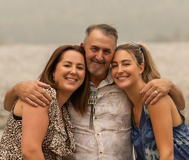 Peter, Sammy, Haley