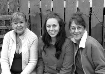 Nana, Nadine, Mickey