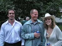 Randy, Daren, Robyn