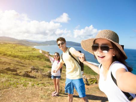 響應安心旅遊暢遊寶島前 別忘用「旅平險」保障自己