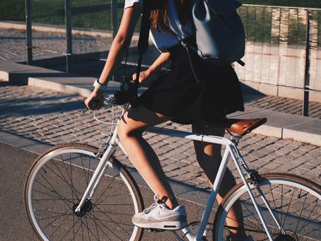 245萬人愛騎自行車 注意保險!