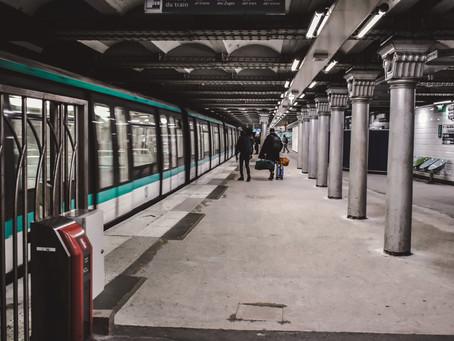 到國外搭地鐵被燒傷 刷卡買票可獲保險保障