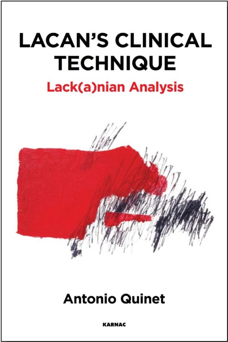 Lacan's Clinical Technique - Lack(a)nian Analysis