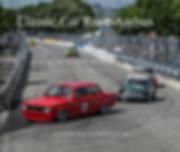 Racerbil gaderæs Billøb racerløb klassisk