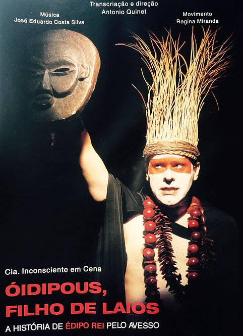 DVD - Óidipous, filho de Laios