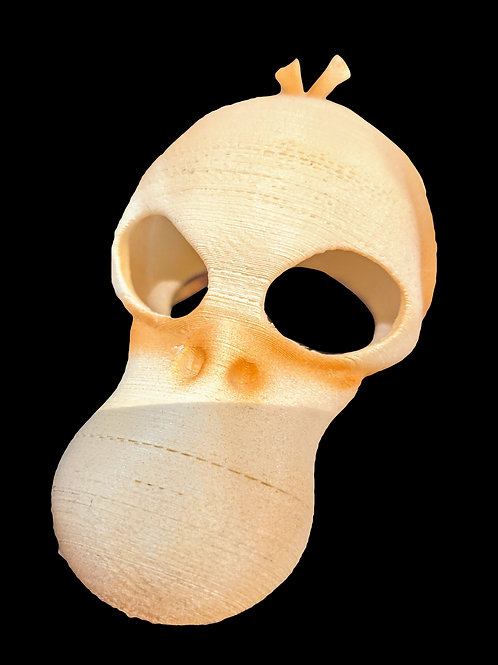 Psychic Duck Skull 007