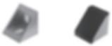 Kątownik 45x45 zamiennik Bosch