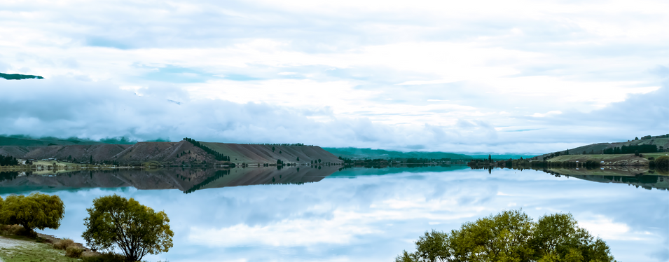 Mirrored Lake 2