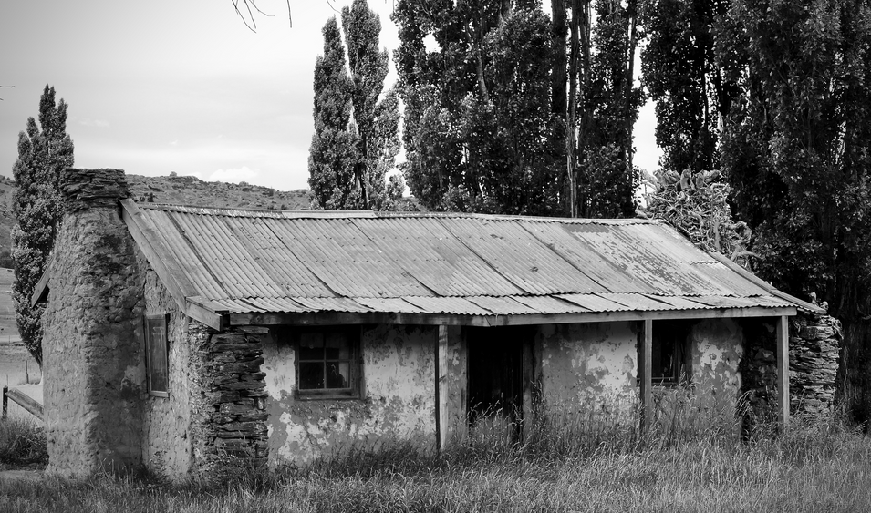 Old miners shed
