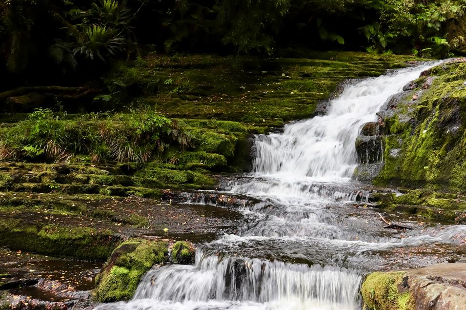 Catlains Waterfall
