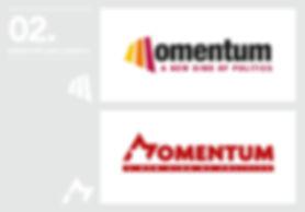 Momentum brand ideas 2