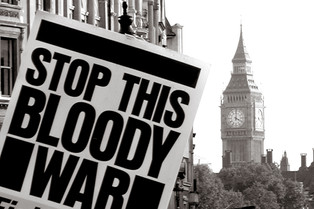 Stop the War demo