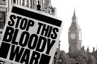 Stop the War demo