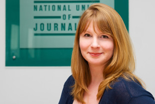 NUJ General Secretary, Michelle Stanistreet