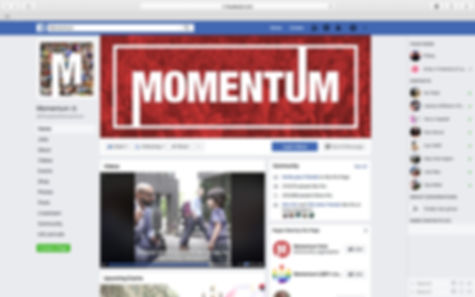 Momentum Facebook Page