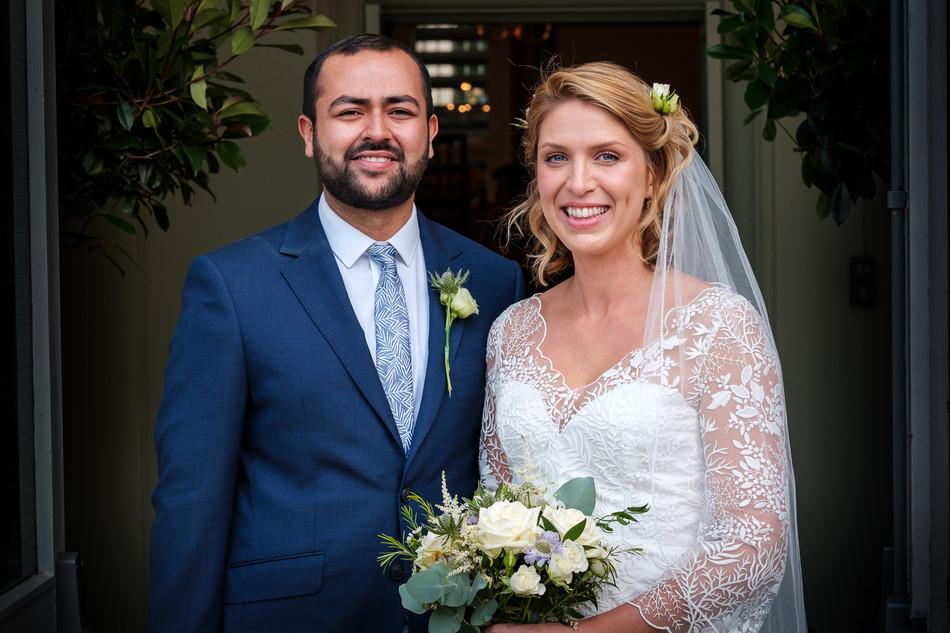 Sarah & Mohammed