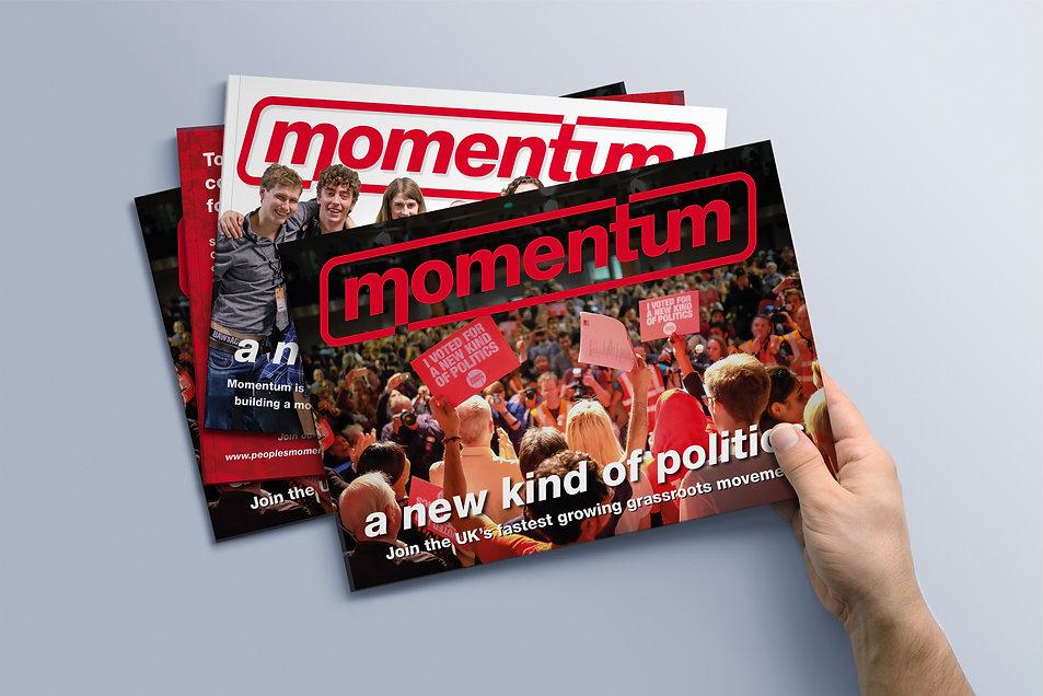 Momentum Leaflets