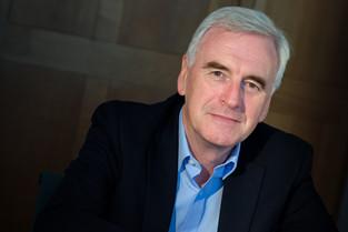 John McDonnell, MP