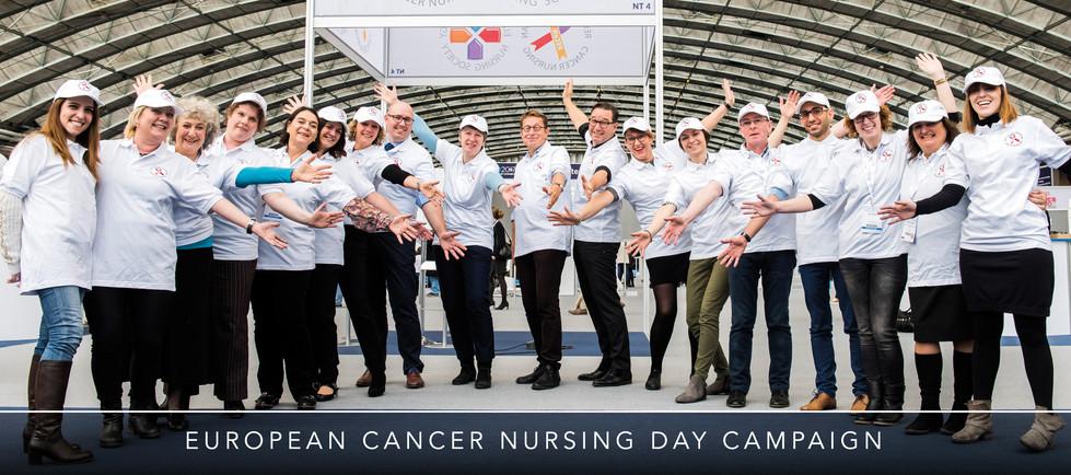 EUROPEAN CANCER NURSING DAY