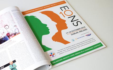 Magazine Advert Design