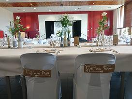 O service de l'évènement Dj soundnightevent mariage