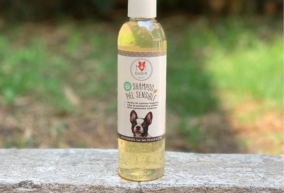 Shampoo canino para piel sensible 1 LT / Mayoristas