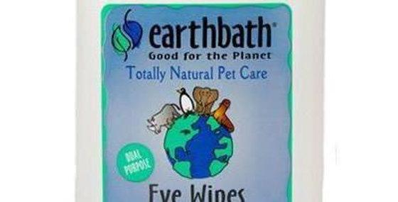 Toallas para ojos EarthBath Biodegradables