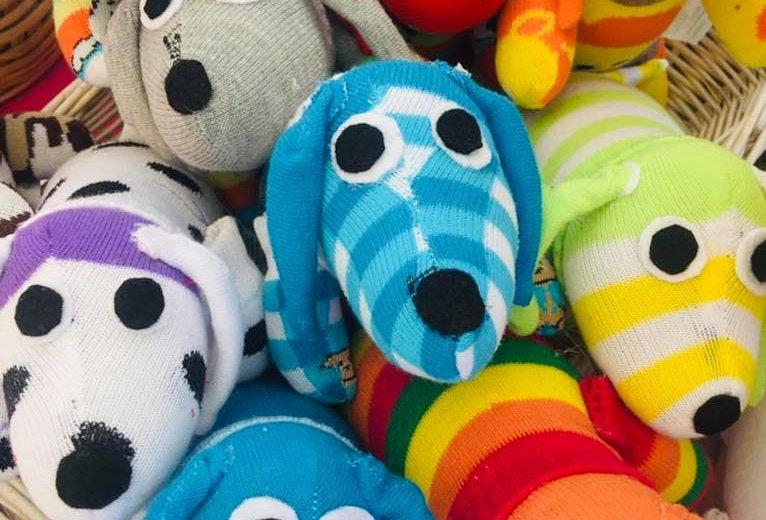 juguetes caninos