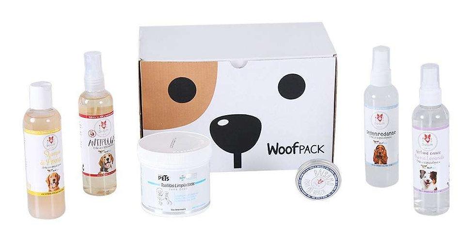 woofpack spa caja de sorpresas para perros dogift