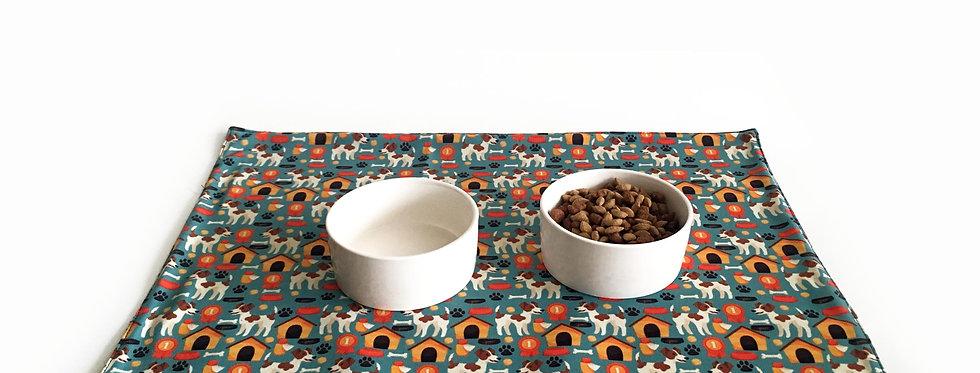 Manteleta para alimento Perros
