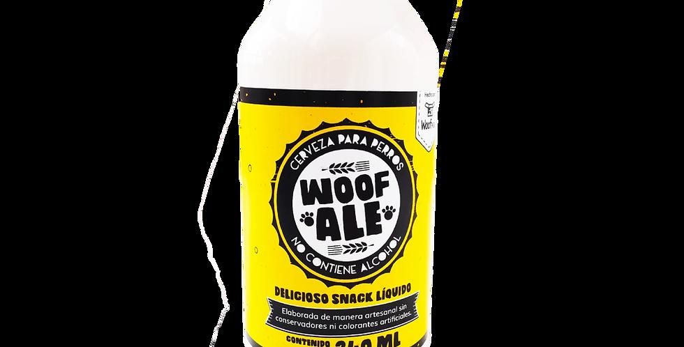 Cerveza Perruna Woof Ale 240 ml.