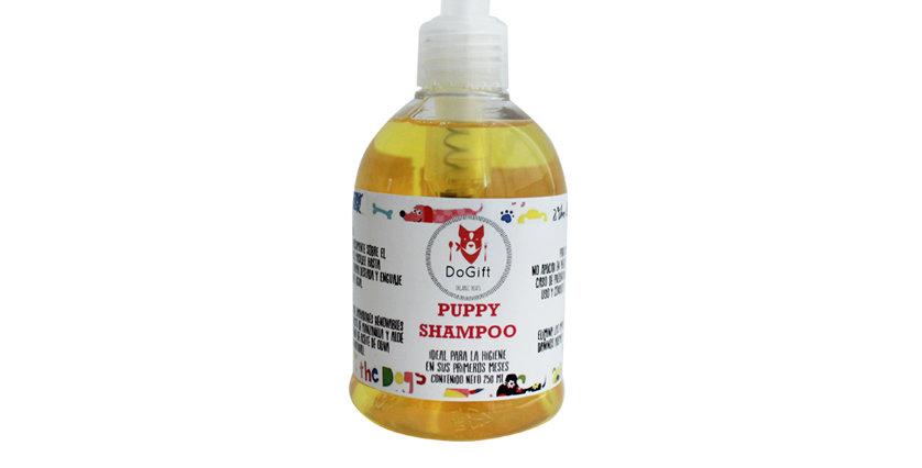 Shampoo Puppy con aloe vera y manzanilla