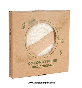 Natural Coconut Body Loofah