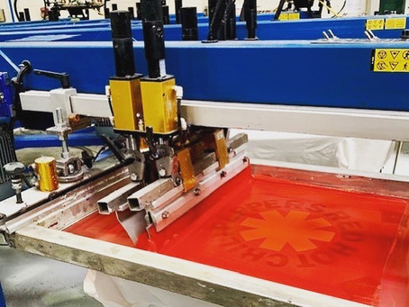 Create awesome custom screen printed T-Shirts for adults & kids!
